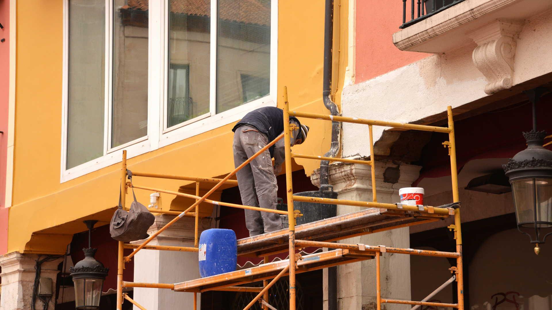 PMC | ravalement de façade à Montfermeil
